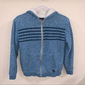 Quiksilver full zip jacket